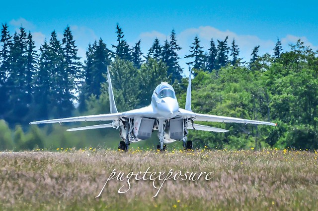 HFC's MiG-29UB N29UB