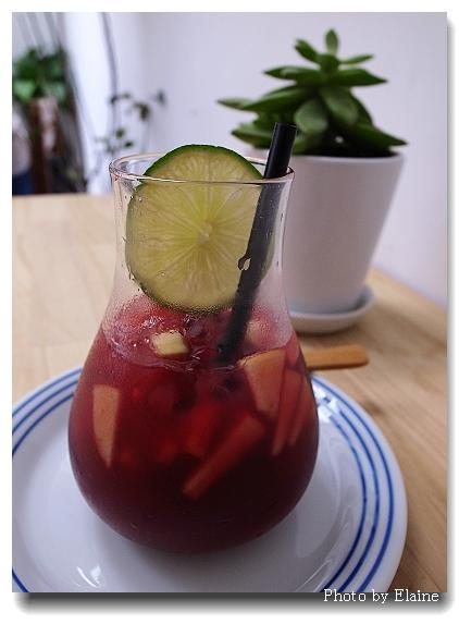 夏日調酒Sangria