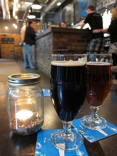 beers @ BrewDog