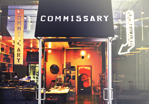 Coffee Commissary, 801 N Fairfax Ave., Los Angeles