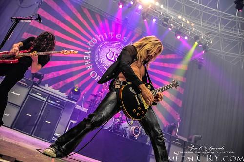 Def Leppard+Whitesnake+Europe
