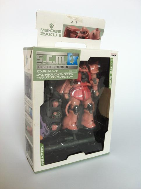 Gundam - Special Creative Model (S.C.M.) - zaku II 9162285627_f3f65d990e_o
