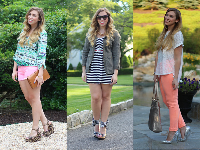 Living After Midnite: June Fashion: Summer Spring: Outfits Style