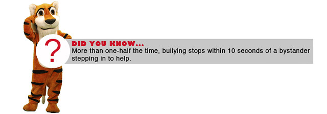 Did you know Bystander