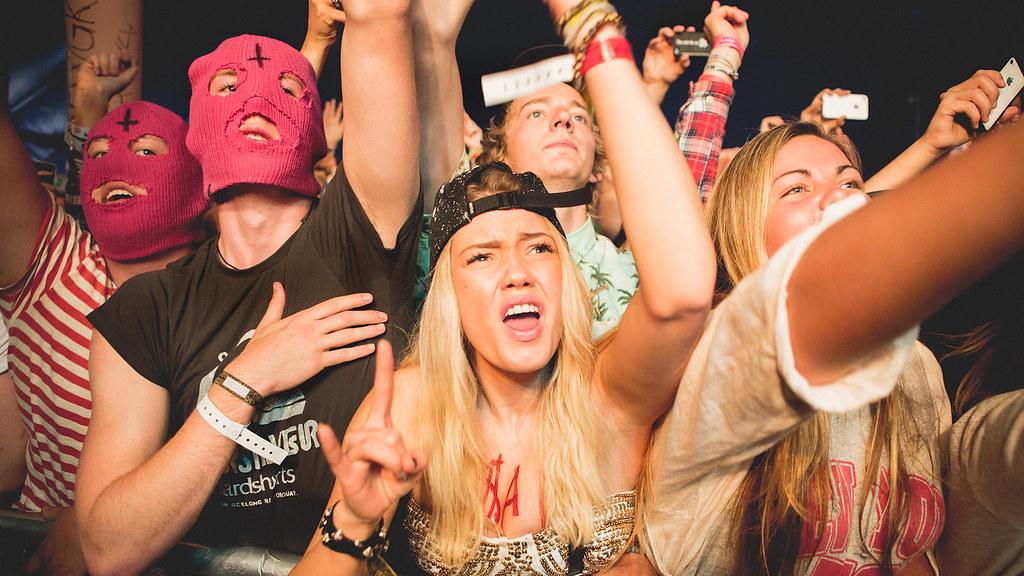 OFWGKTA, Hovefestivalen 2013