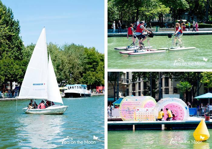 Paris plages Parc de la Villette 02