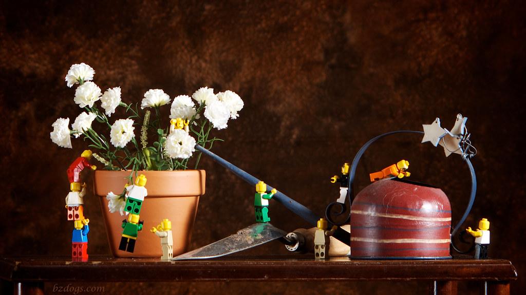 LEGO Gardeners