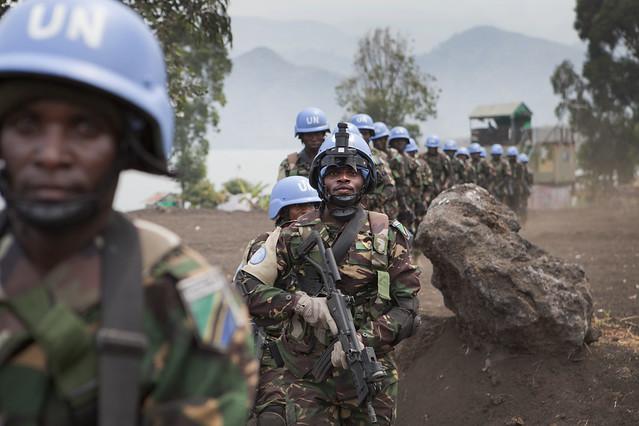 Force Intervention Brigade - DR Congo (MONUSCO)