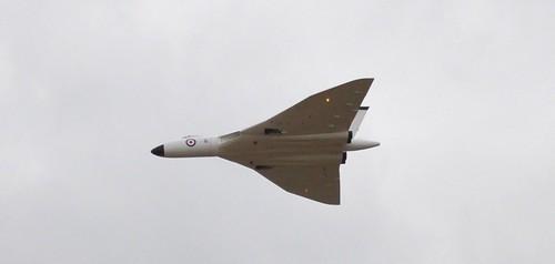 Model Vulcan Bomber