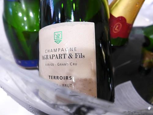 Champagne Agrapart Terroirs Blanc de Blanc