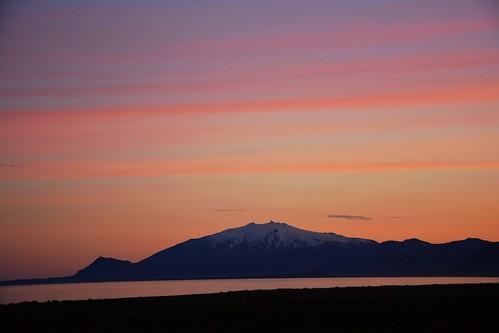 iceland glacier ísland snæfellsnes snæfell vesturland