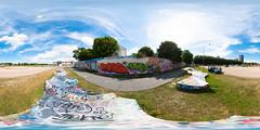 Graffiti area, Almere
