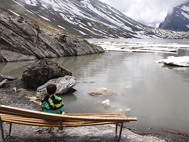 Daubensee, Swiss Alps