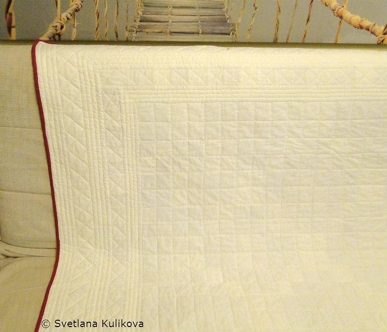 Svetlana's quilt back