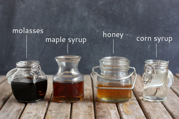 Types of Liquid Sweeteners