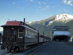 Skagway - White Pass & Yukon Route