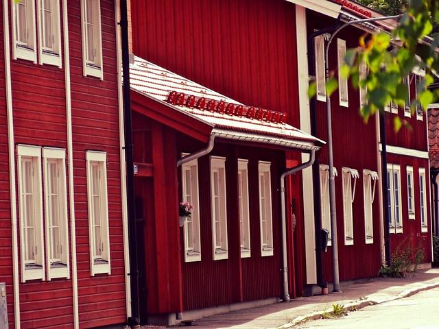 Arbetarbostäderna, Falun