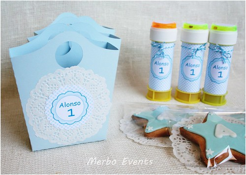 Cestos regalos Merbo Events