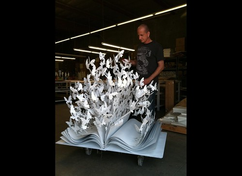 the-book-of-life primed for painting