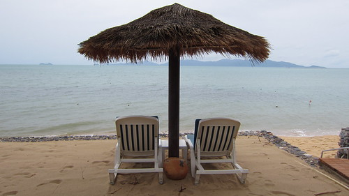 Koh Samui Paradise Beach Resort- Beach (3)