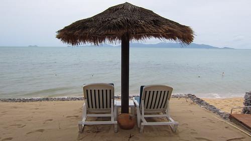 Koh Samui Paradise Beach Resort- Beach (3)