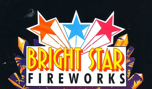 Bright Star Fireworks Logo
