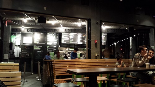 Brooklyn Shake Shack