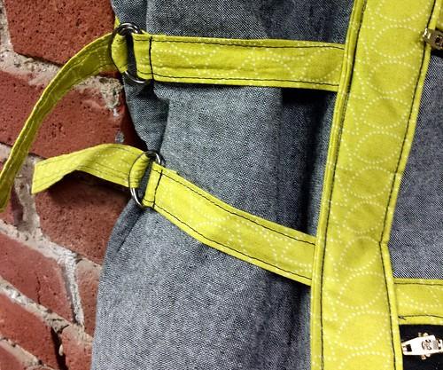 strap detail