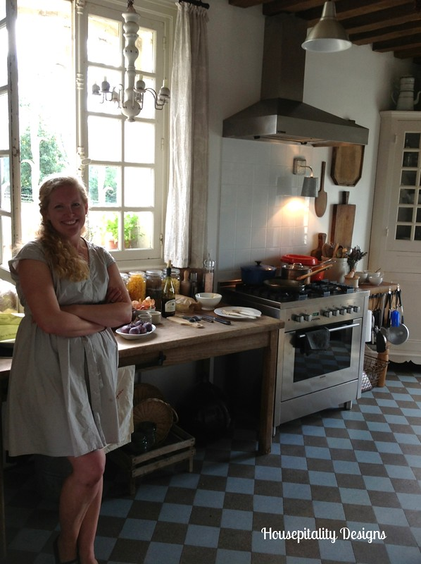 An Amazing Authentic French Farmhouse Kitchen My Trip To