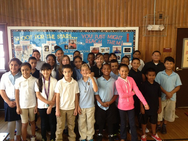 Chase Elementary Students