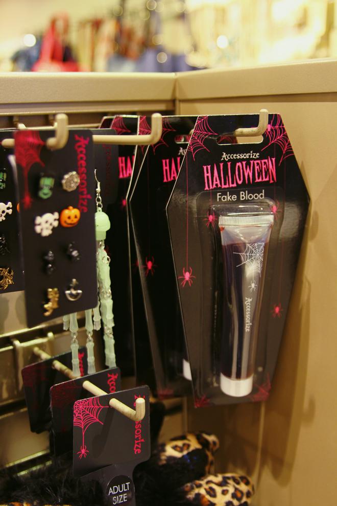 tekoveri, Ennin kengissä, hattu, Accessorize, halloween