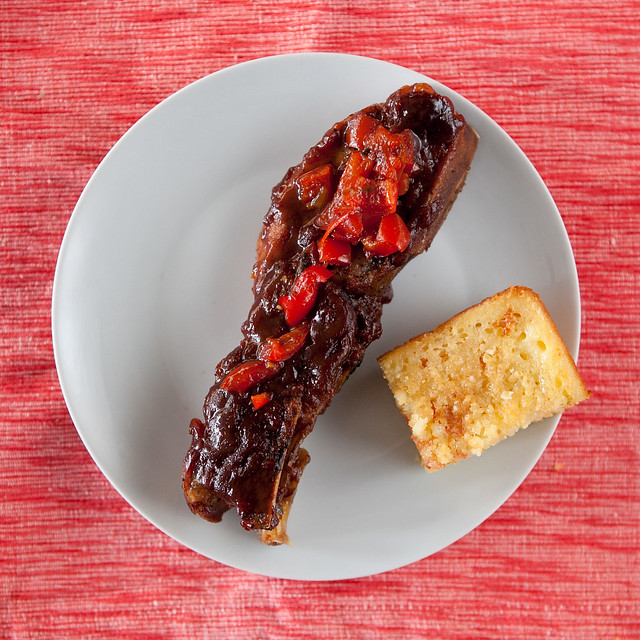 Slow Cooked BBQ SpareribsIMG_6361