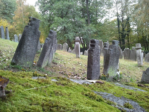 Jewish Cemetery of Floss