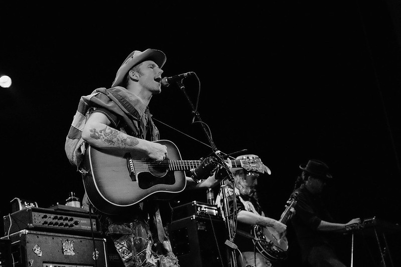 Hank III live 10-19 at the McDonald Theatre -11