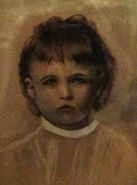 Maziel Moriarity portrait.