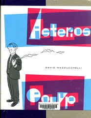 David Mazzucchelli, Asterios Polyp