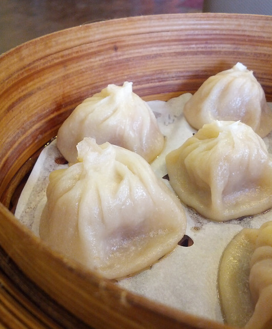 Steamed Shanghai Pork Dumplings (小籠包) @ Great Taste (鄭家莊)