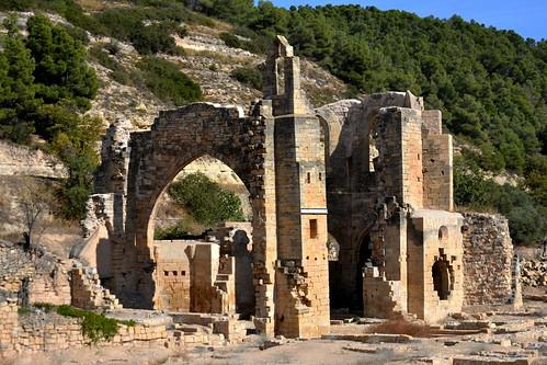 Santa Maria de Vallsanta, Guimerà.