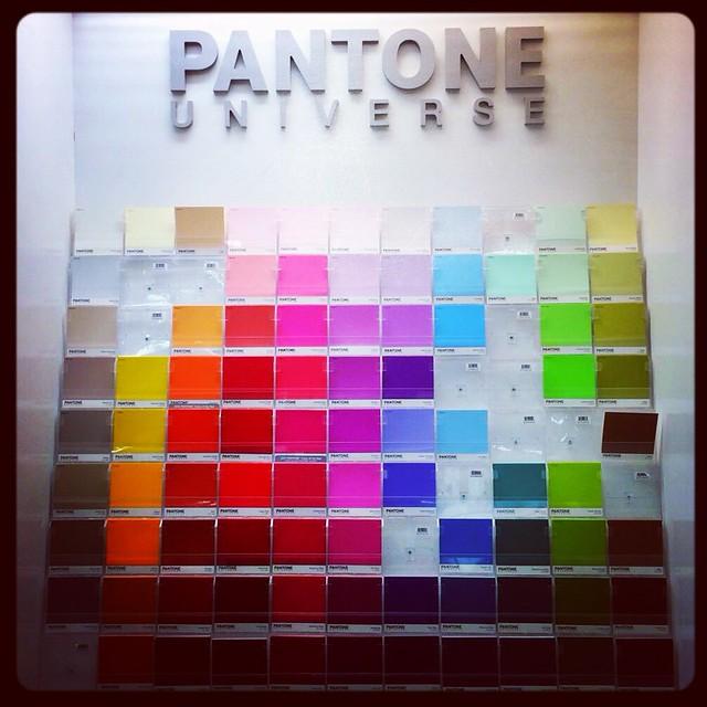 Pantone Paint Chart