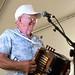 Walter Mouton and the Scott Playboys at Festivals Acadiens et Créoles, Lafayette, Oct. 13, 2013