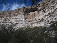 Montezuma Castle National Monument.