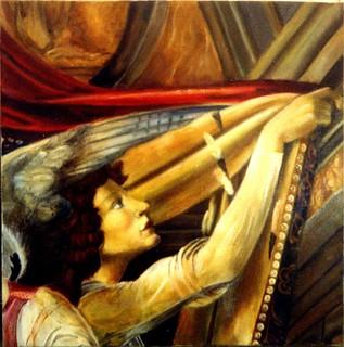 d'apres Botticelli, 2003