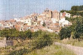 Pueblo de Xert