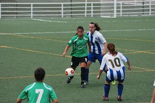 AD Nervión 3-3 Extremadura