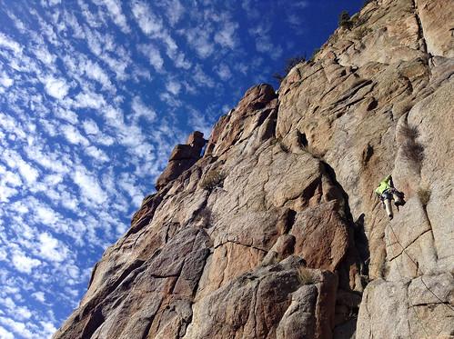 cliff rock colorado climbing granite geology rockclimbing uplift crag tradclimbing multipitch unaweep accessfund sweetsundayserenade