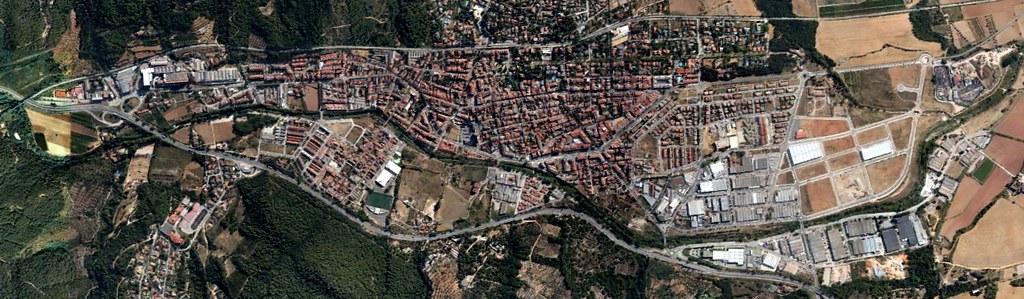 la garriga, barcelona, dusminguet, postrof, vafalungo, después, urbanismo, planeamiento, urbano, desastre, urbanístico, construcción, rotondas, carretera