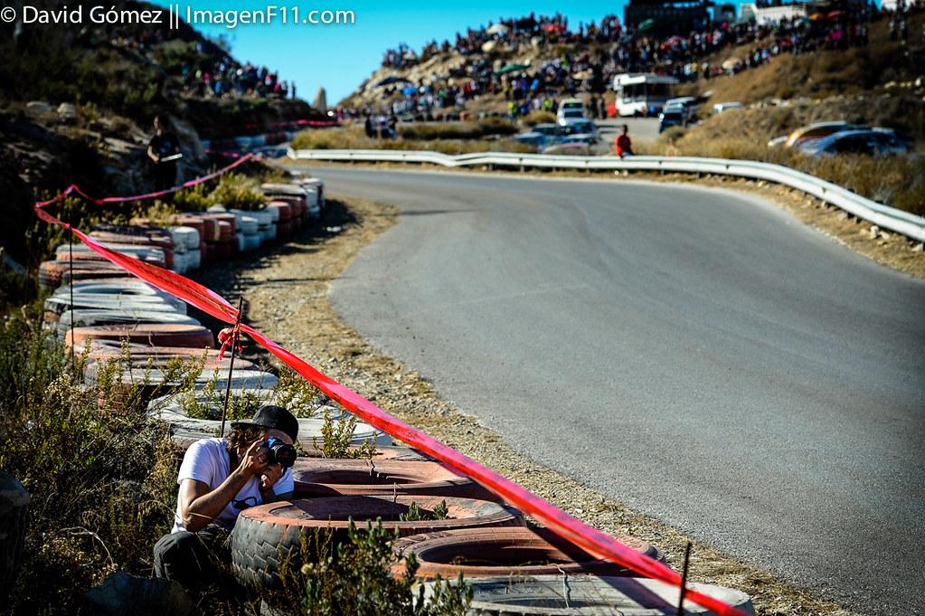 Campeonato de Andalucía de Montaña, Subida del Marmol,