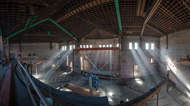 Alumni Hall Renovation - Auditorium