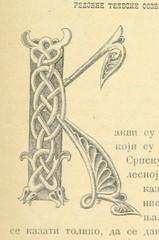 Image taken from page 115 of 'Србија, опис земле, народа и државе ... Илустровао ... В. Тителбах'
