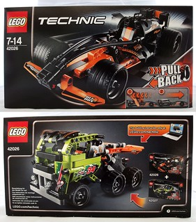 lego 42026 and 42027 instructions